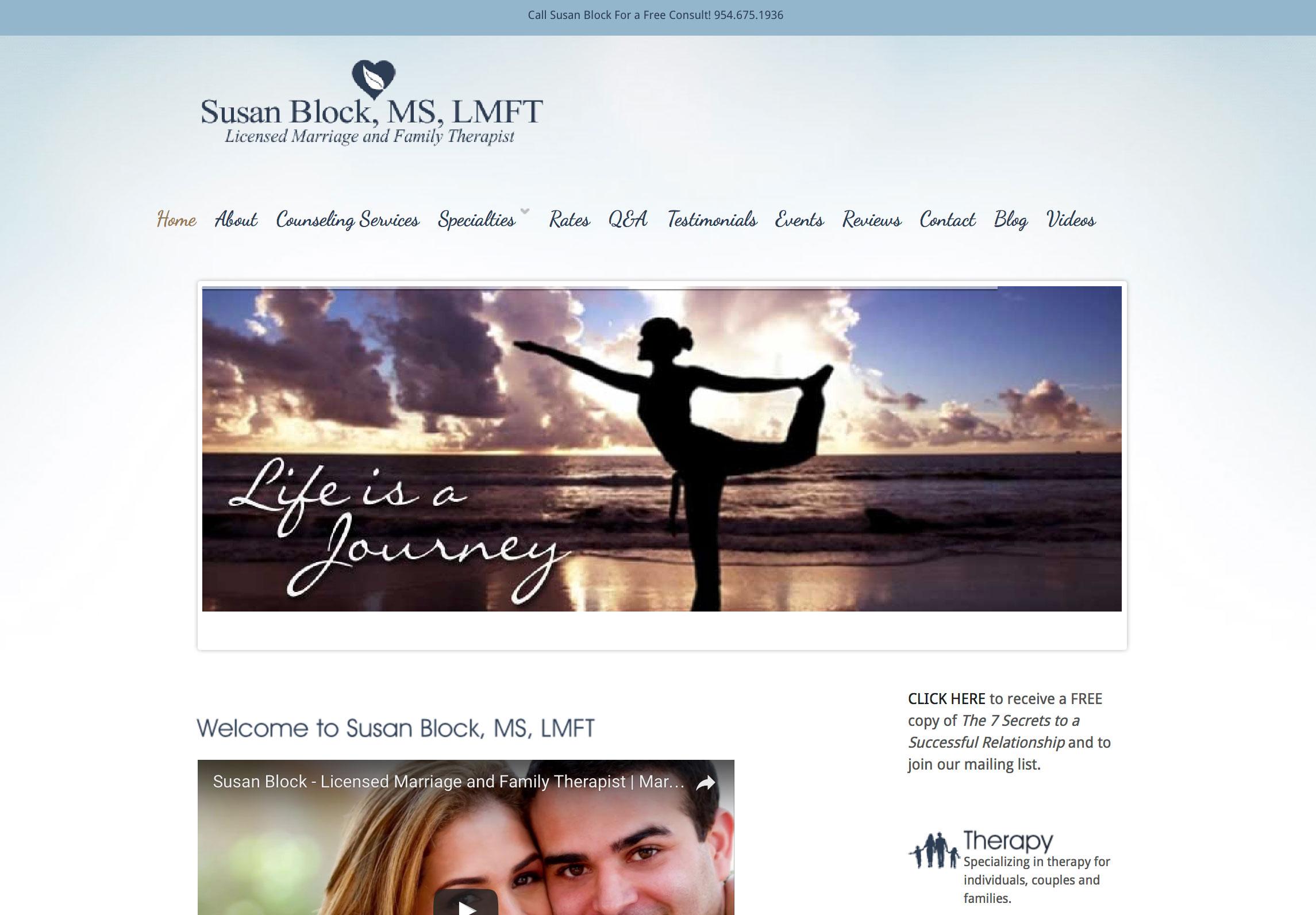 Susan Block LMFT