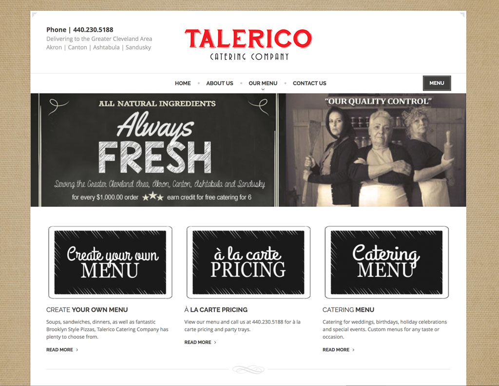 Talerico Pizza and Catering Company