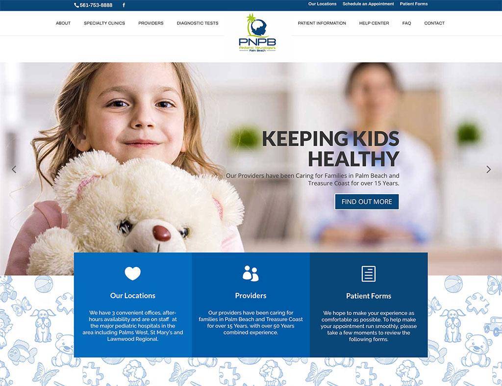 Pediatric Neurologists Palm Beach