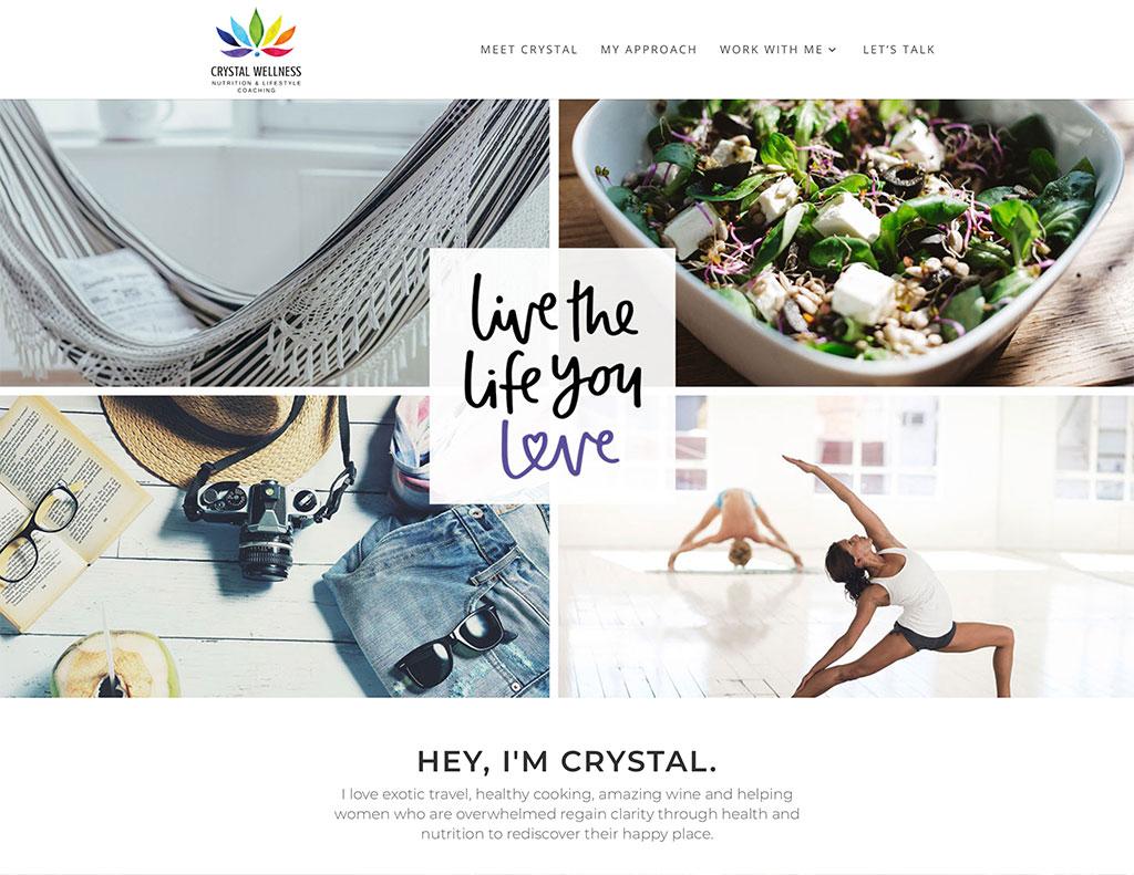 Crystal Hochman Nutrition & Lifestyle Coaching