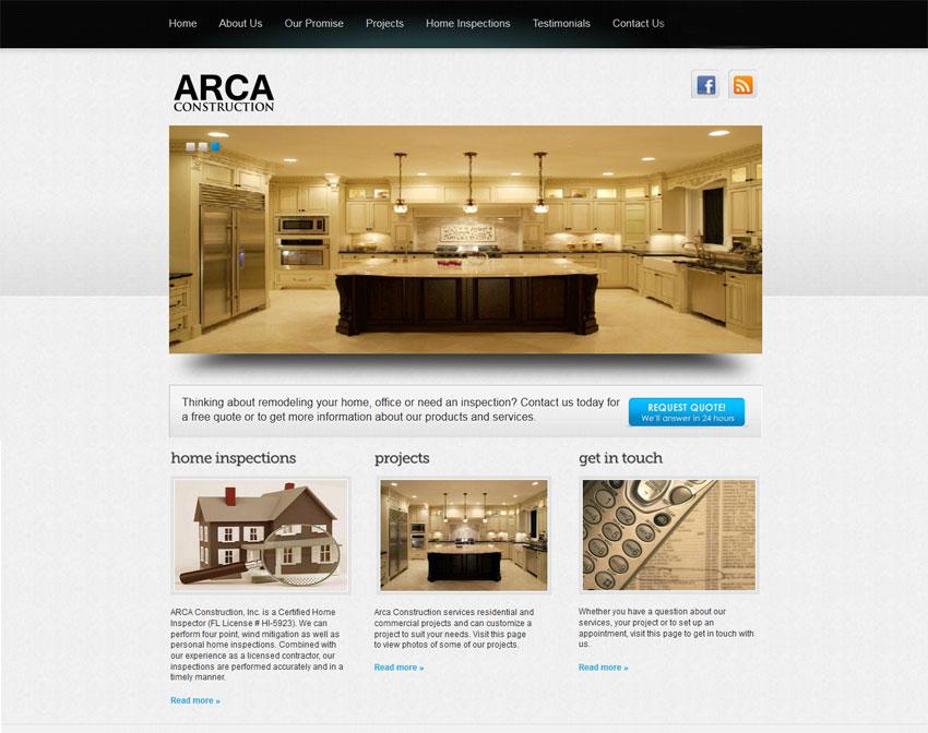 Arca Construction