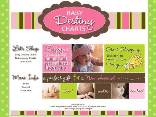 Baby Destiny Charts