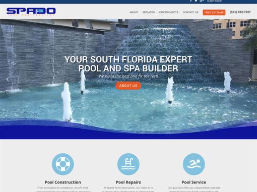 Spado Pool Construction